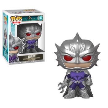 Funko Aquaman Orm Pop