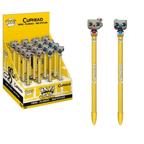 Funko Cuphead Pop Pens