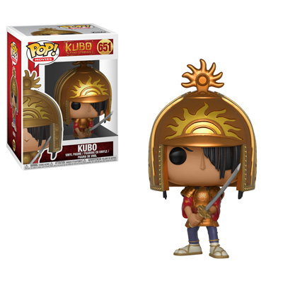 Funko Kubo and the Two Strings Armor Pop