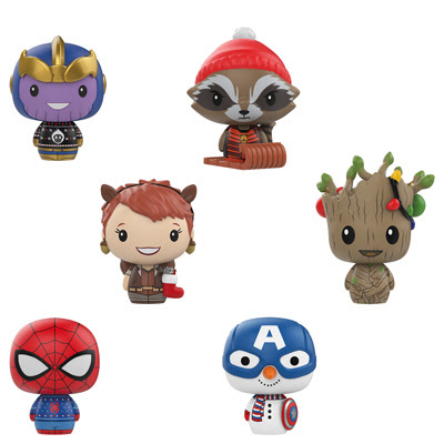 Funko Marvel Holiday Pint Size Heroes 2