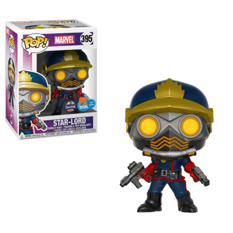 Funko Marvel Star Lord Classic Pop