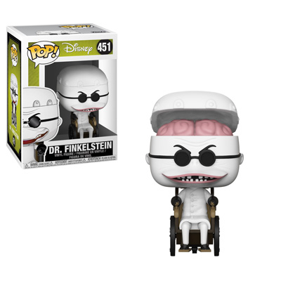 Funko is Celebrting the 25th Anniversary of Nightmare Before Christmas!