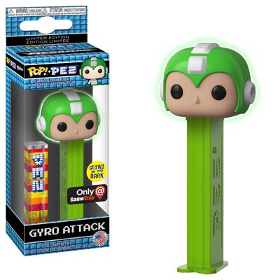 Funko Pez Mega Man Green
