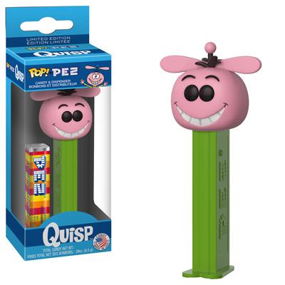 Funko Pez Quisp
