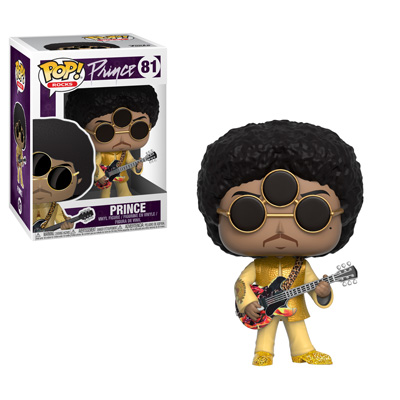 Funko Pop Rocks Prince 3