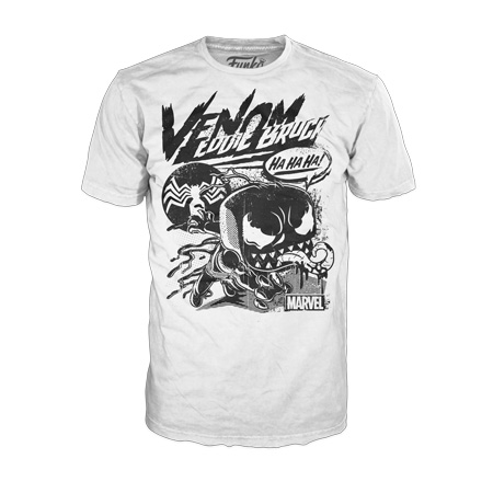 Funko Pop Tees Venom 2