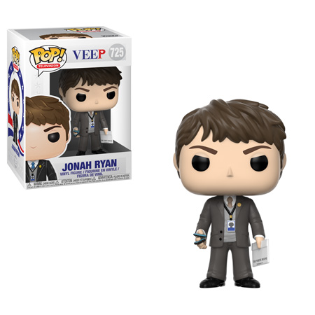 Funko Veep Jonah Ryan Pop
