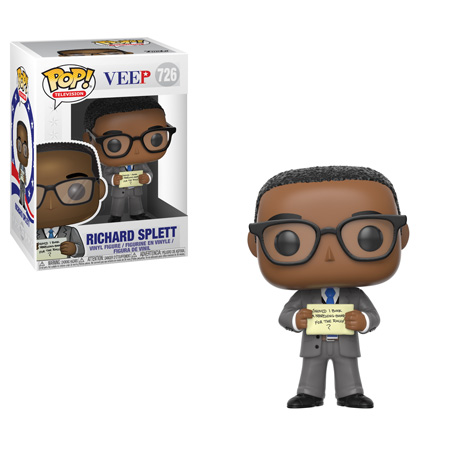 Funko Veep Pop Richard Splett