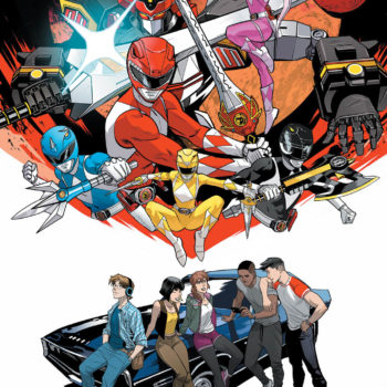 Go Go Power Rangers Back to school special