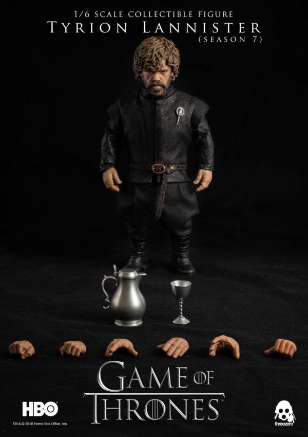 Game of Thrones Treezero Tyrion Lannister 1