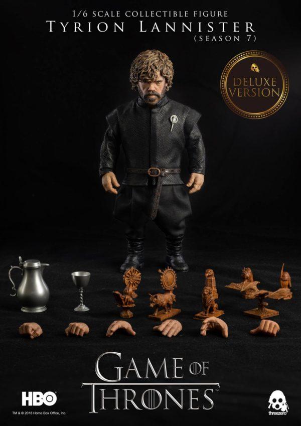 Game of Thrones Treezero Tyrion Lannister 10