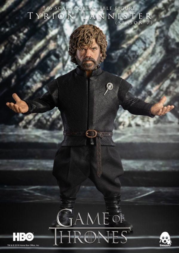 Game of Thrones Treezero Tyrion Lannister 5