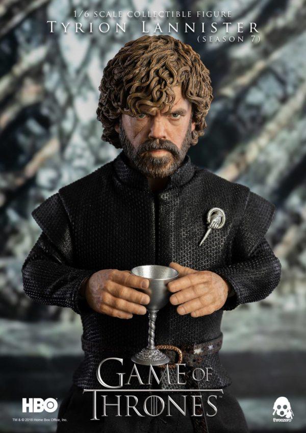 Game of Thrones Treezero Tyrion Lannister 6