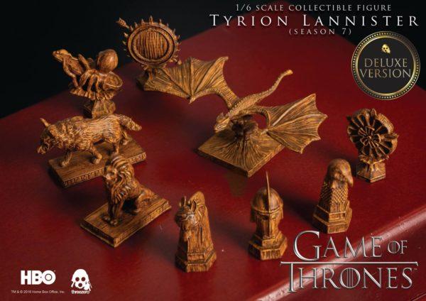 Game of Thrones Treezero Tyrion Lannister 9