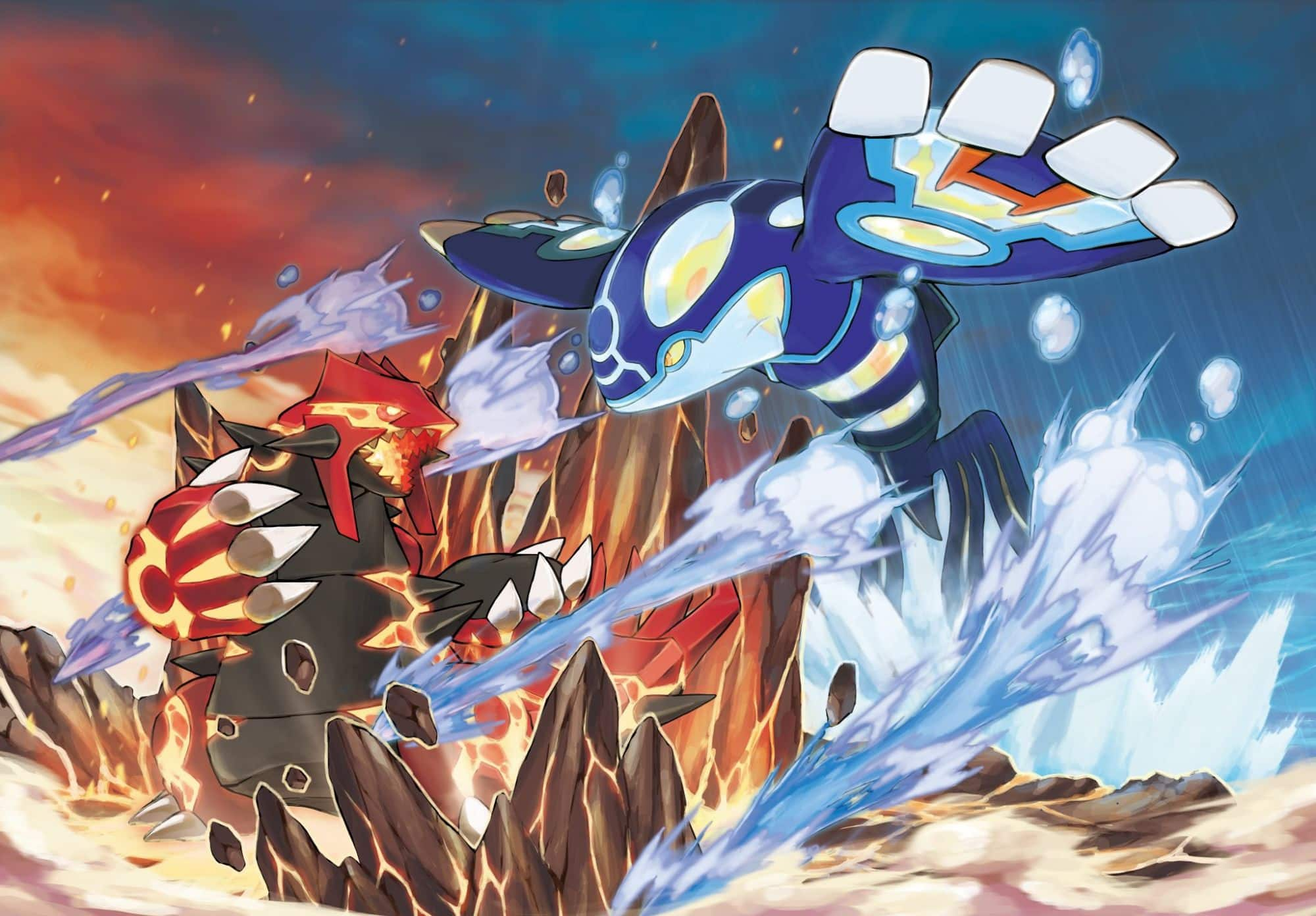 GameStop is Offering Pokémon Distribution Codes for Groudon