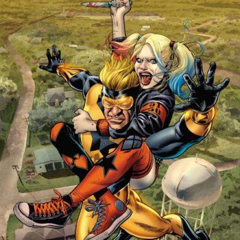Harley Quinn heroes in crisis