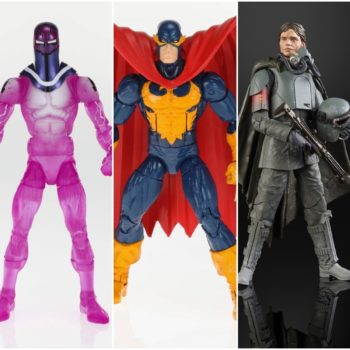 Hasbro Unboxing Con Star Wars Marvel Legends Reveals Collage
