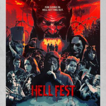 Hell Fest Poster