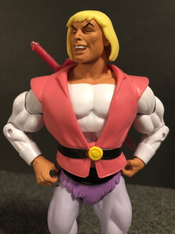 Super7 Masters of the Universe Laughing Prince Adam 10