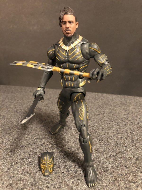 Marvel Legends Black Panther Target Exclusive Set 8