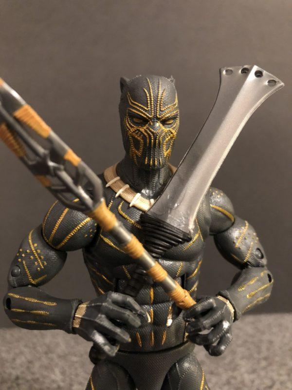 Marvel Legends Black Panther Target Exclusive Set 9