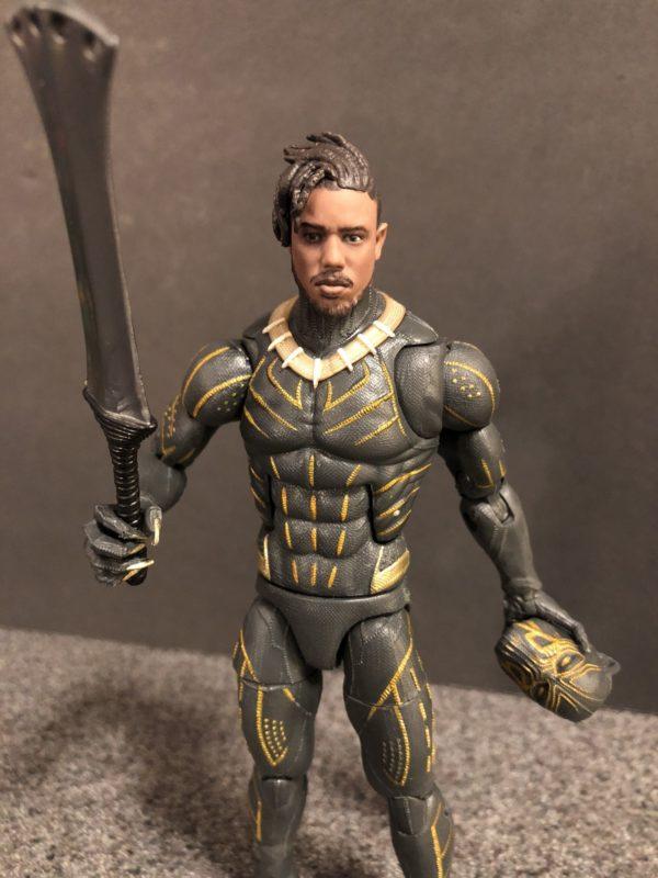 Marvel Legends Black Panther Target Exclusive Set 10