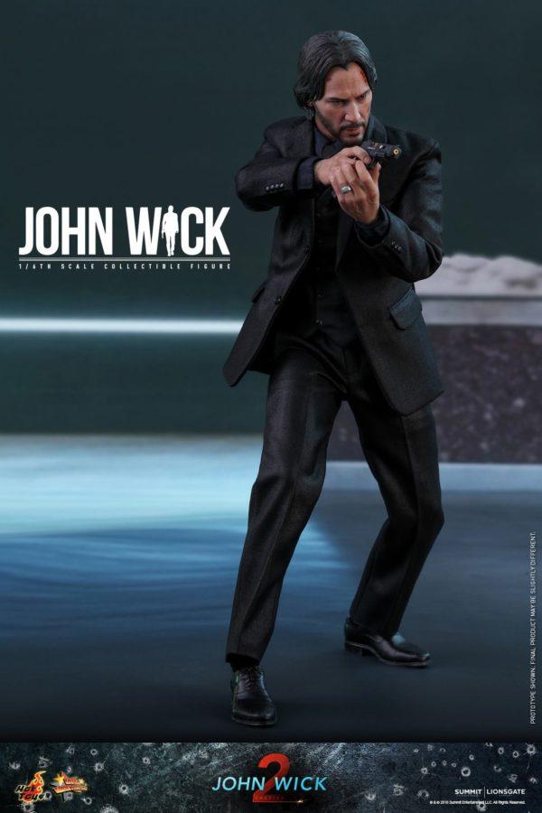 John Wick Hot Toys 3