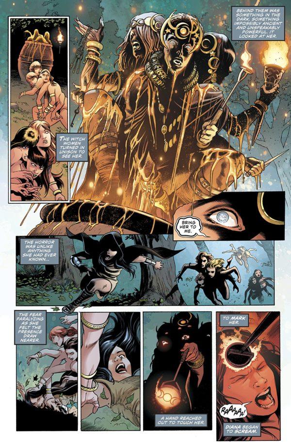 Justice League Dark #2 art by Alvaro Martinez Bueno, Raul Fernandez, and Brad Anderson