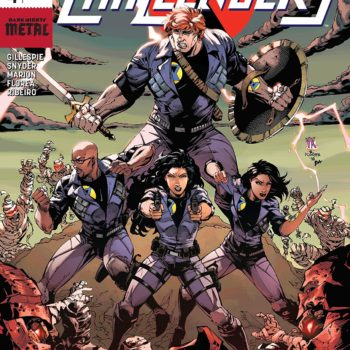 New Challengers #4 cover by V. Ken Marion, Sandu Florea, and Dinei Ribeiro
