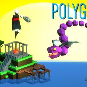 Polygod logo Krafted Games