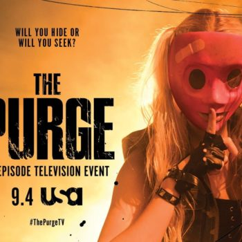 Purge TV Show Poster 4