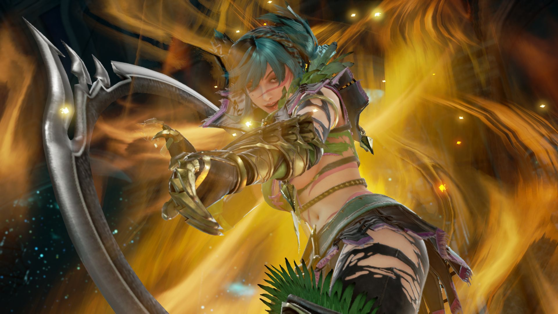 So Why Is Tira a DLC Character in SoulCalibur VI? A Producer