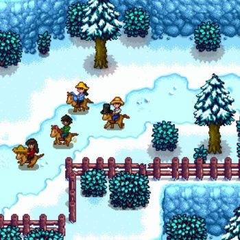 Stardew Valley's Multiplayer Update for PC Officially Goes