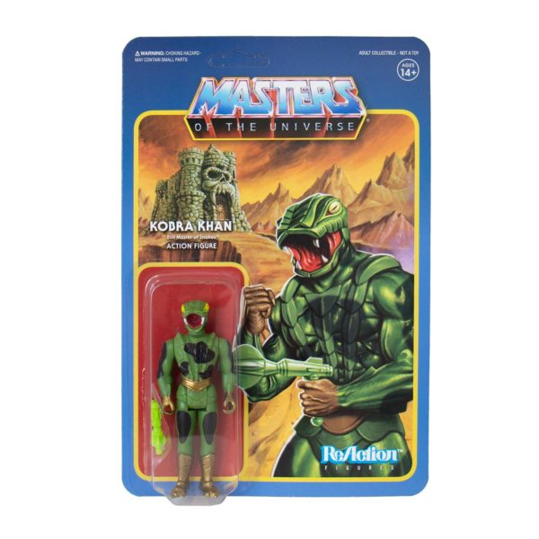 Super7 Masters of the Universe Power-Con Exclusive ReAction Figures 3