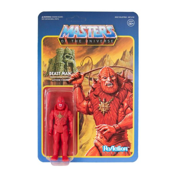 Super7 Masters of the Universe Power-Con Exclusive ReAction Figures 5
