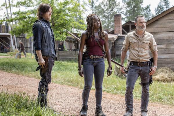 walking dead season 9 teaser clash