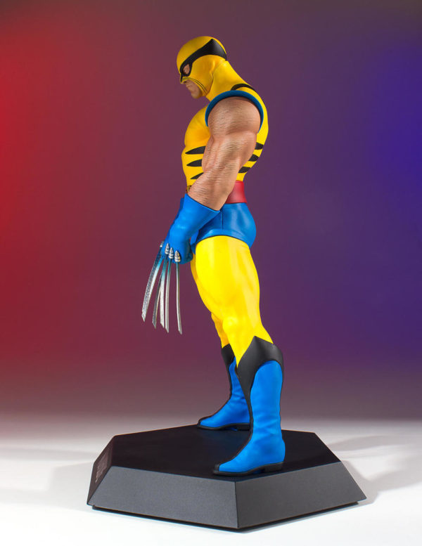 Wolverine 74 Statue Gentle Giant 3
