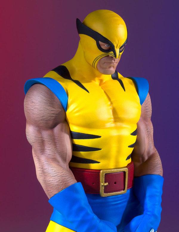 Wolverine 74 Statue Gentle Giant 5
