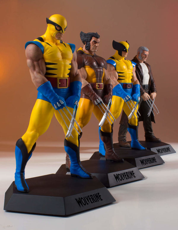 Wolverine 74 Statue Gentle Giant 6