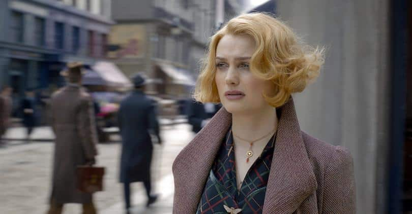 Image result for Fantastic Beasts: The Crimes of Grindelwald queenie