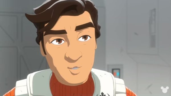 star wars resistance trailer date