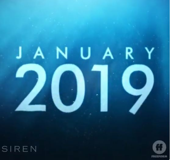 siren season 2 january 2019