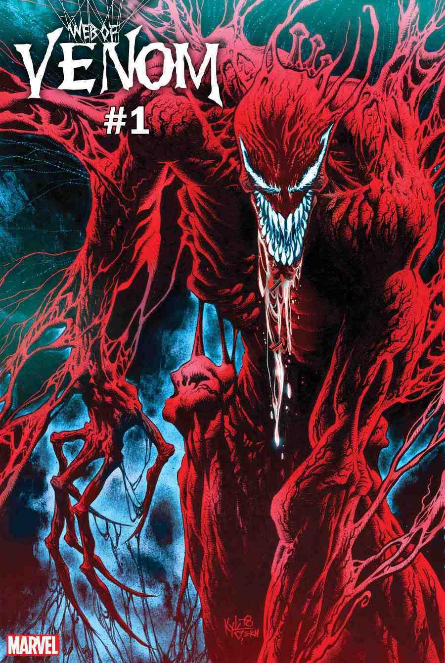 Carnage Set for Return in Web of Venom: Carnage Born