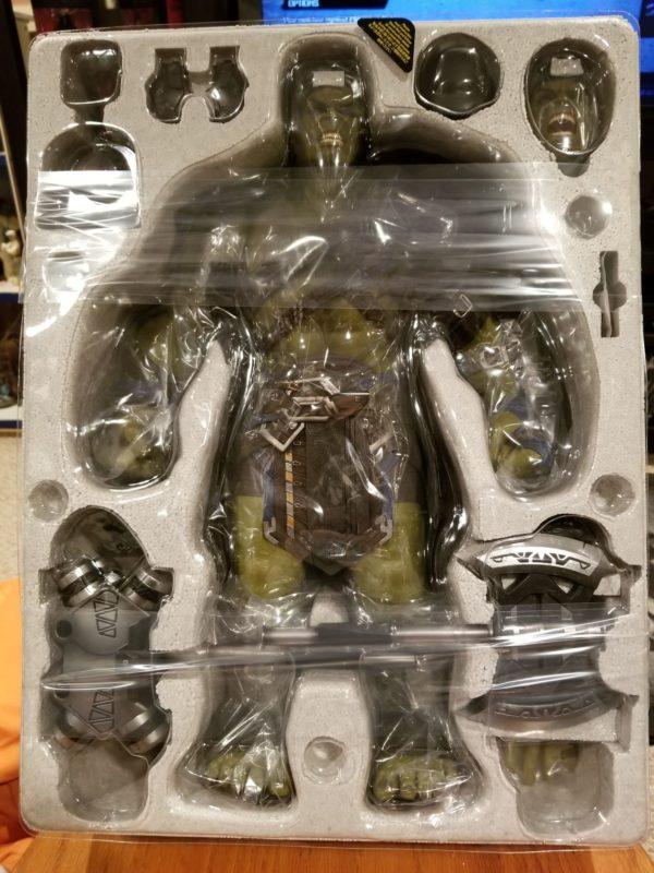 Hot Toys Thor Ragnarok Gladiator Hulk 1