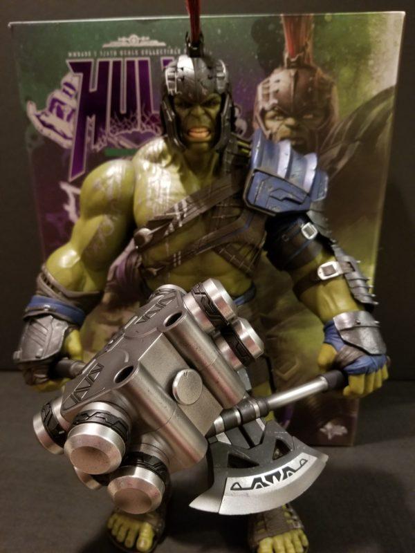 Hot Toys Thor Ragnarok Gladiator Hulk 4