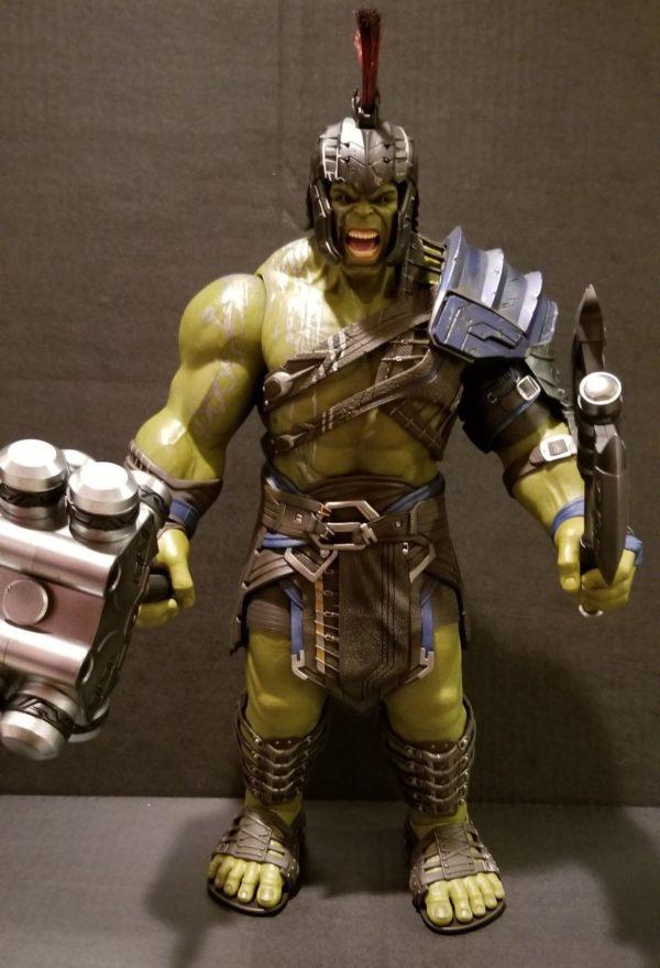 Hot Toys Thor Ragnarok Gladiator Hulk 8