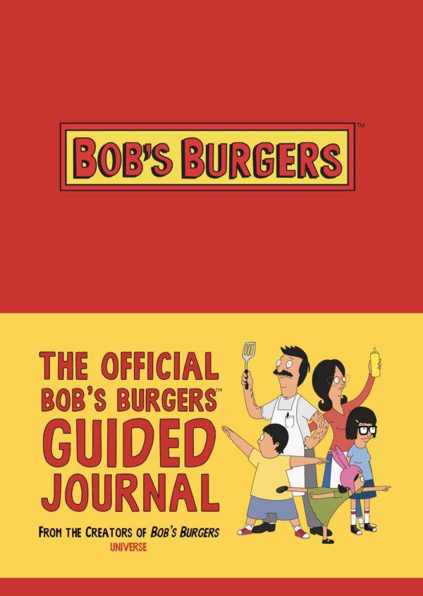 Bob's Burgers Guided Journal (Rizzoli)