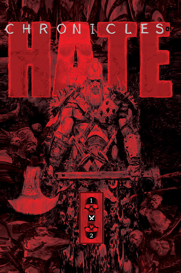 Chronicles of Hate, Collected Edition of Book 1 & 2 TP