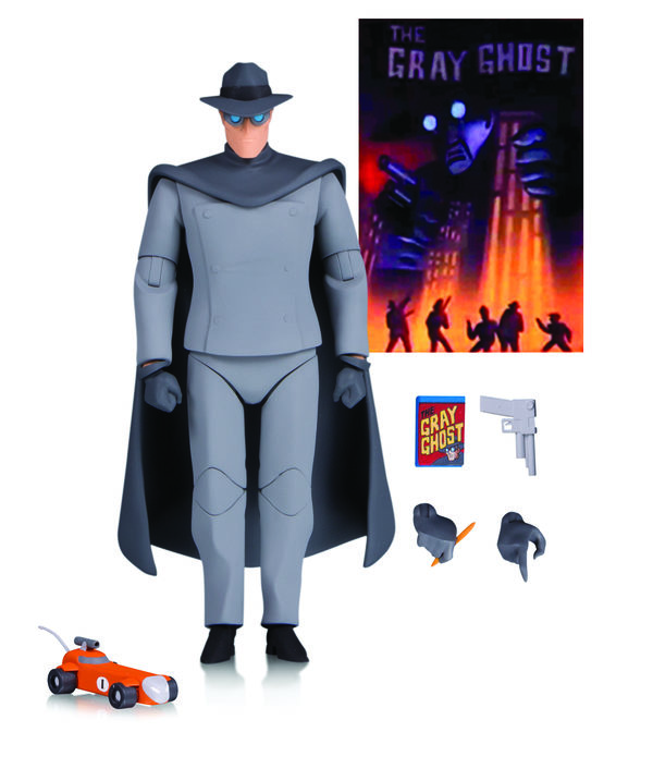 DC Collectibles BTAS Gray Ghost
