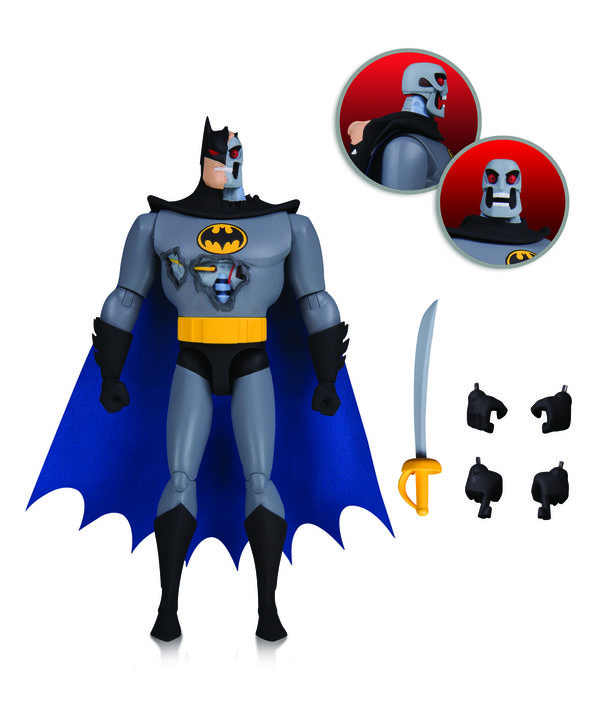 DC Collectibles BTAS HARDAC
